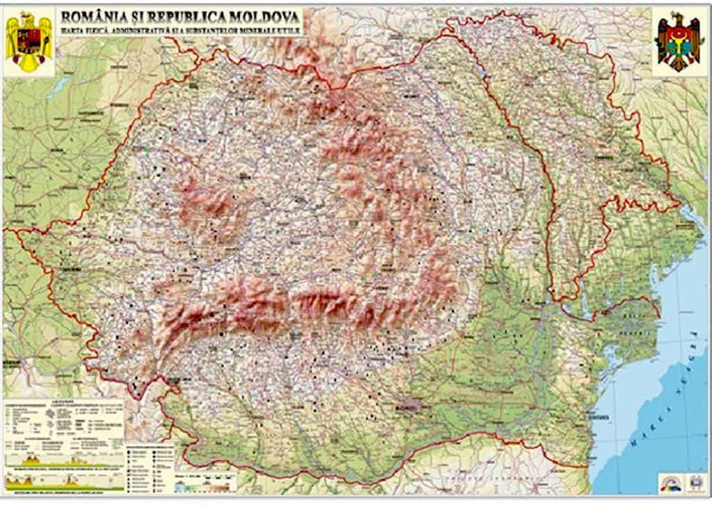 Image result for harta romaniei unite cu r moldova photos